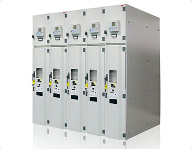 Gas Insulated Primary Panels, Up to 36 kV, 2500 Amps
