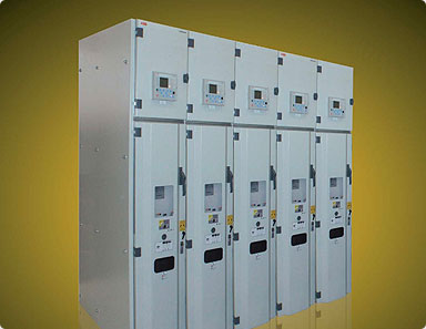 Medium Voltage Starter Panels