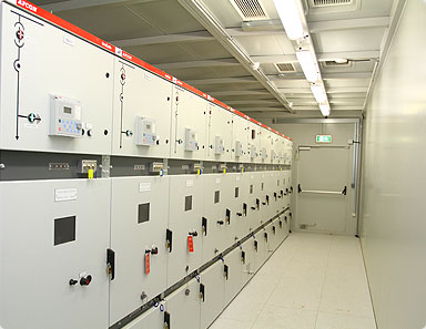 High Voltage Projects – Electrical Infrastructures, Instrumentation & Electrical Panels